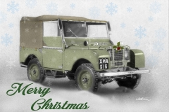 Landy Christmas Card